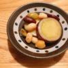 【エロスな食材帳 その2】〜さつまいもとお豆の炊いたん〜