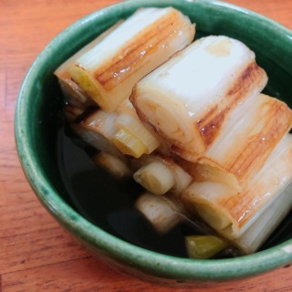 【エロスな食材帳 その31】〜長葱の焼きマリネ〜