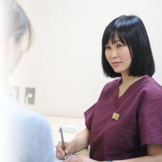 女性医師・女性のカウンセラーによるカウンセリング