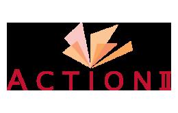 アクション2 ロゴ