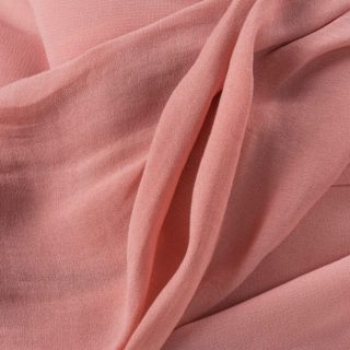 女性器に見立てたピンク色の布