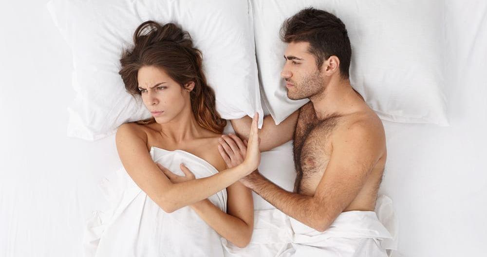 セックスを嫌がる女性