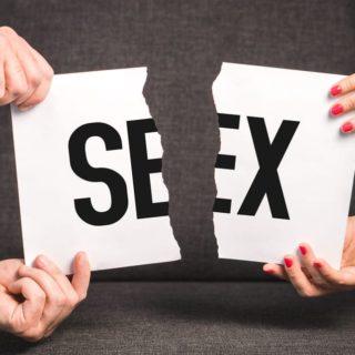SEXができない